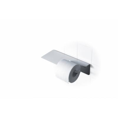 Radius - Puro Toilettenpapierrollenhalter Weiß | Klebend