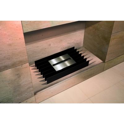Radius - Chimney Flame Ethanol Fireplace