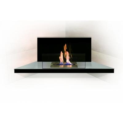 Radius - Corner Flame Ethanol Fireplace