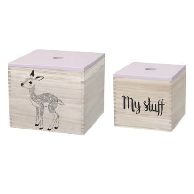 Bloomingville - Child Storage Boxes 3