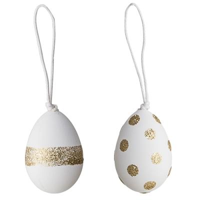 Bloomingville - Easter Ornament Ei Ornament Set