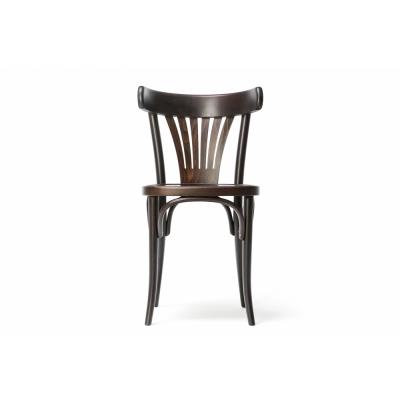 TON - 56 Stuhl Holz Dunkle Schokolade