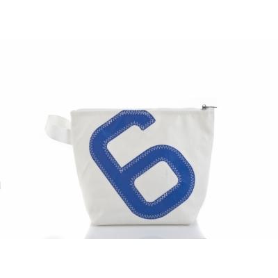 727 Sailbags - Toilet Bag Dacron. No. 6 Blue