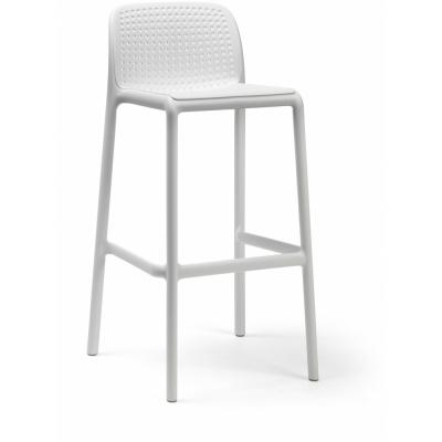 Nardi - Lido Barhocker Weiß