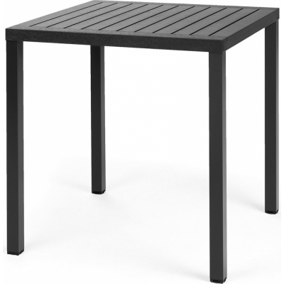 Nardi - Cube Tisch 70x70cm   Anthrazit