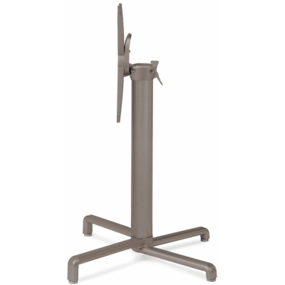 Nardi - Scudo Tischgestell Standard | Tortora