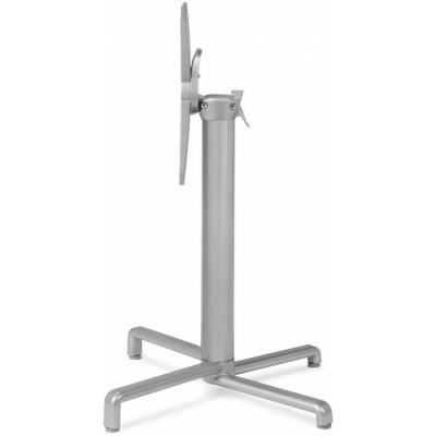 Nardi - Scudo Tischgestell Standard | Silber-Special