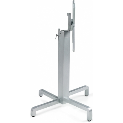 Nardi - Ibisco Tischgestell Standard | Silber