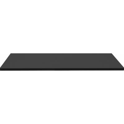 Nardi - Piano Laminato Tischplatte quadratisch 70x70 cm | Anthrazit