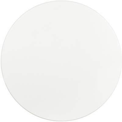 Nardi - Piano Werzalit-Topalit Tischplatte rund (ohne Befestigung) Ø 60 cm   Weiß