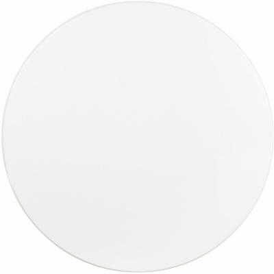 Nardi - Piano Werzalit-Topalit Tischplatte rund (ohne Befestigung) Ø 80 cm | Weiß