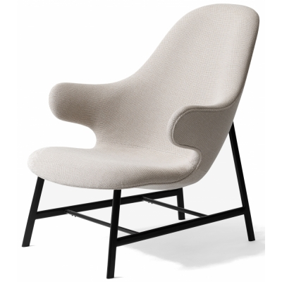 &tradition - Catch JH13 Lounge Chair with Flat Tube