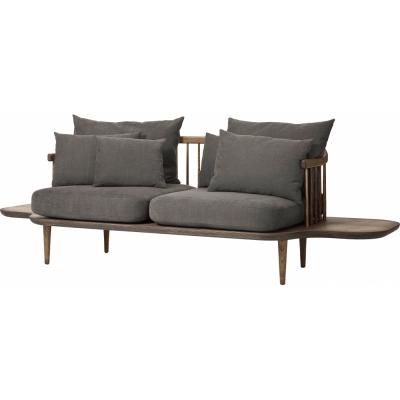 &tradition - Fly SC3 Sofa mit Ablagefläche