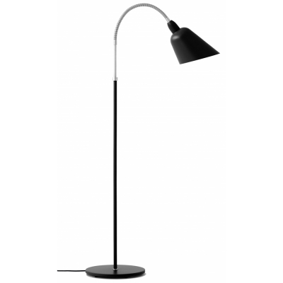 &tradition - Bellevue AJ7 lampadaire Noir / Acier