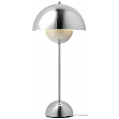 &tradition - Flowerpot VP3 Table Lamp Stainless Steel ...