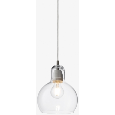 &tradition - Mega Bulb SR2 Hängeleuchte Transparent | Weiß