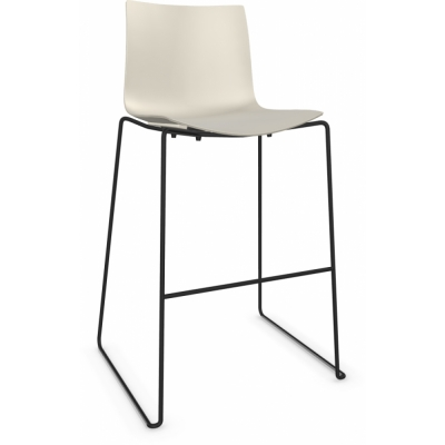 Admirable Arper Catifa 46 0471 Barstool Unicoloured H 76Cm Nunido Caraccident5 Cool Chair Designs And Ideas Caraccident5Info