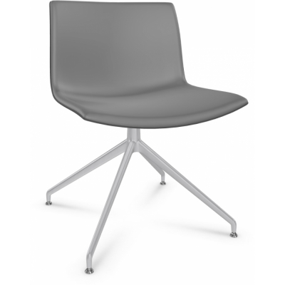 Arper - Catifa 53 2054 Stuhl Sternfuß