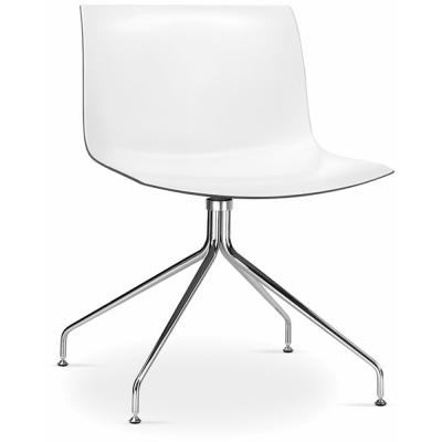 Arper - Catifa 53 0207 Stuhl Sternfuß chrom
