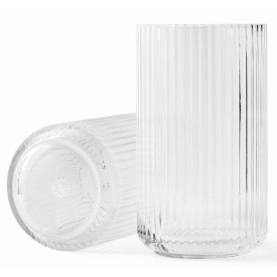 Lyngby - Vase Crystal clear