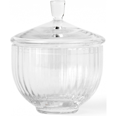 Lyngby - Bonbonniere Glas klar