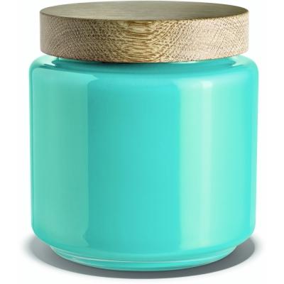 Holmegaard - Palet Aufbewahrungsglas Blau (2,0 l)