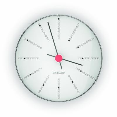 Rosendahl - Arne Jacobsen Weather Station Bankers Clock