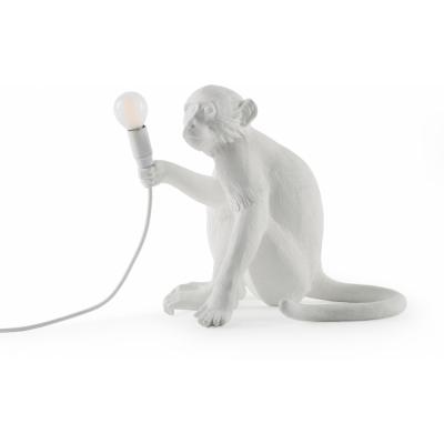 Seletti - Monkey Sitting Bodenleuchte