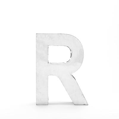 Seletti - Metalvetica Dekoobjekt R