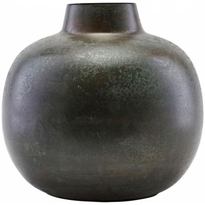 House Doctor - Vase, Lama, Grün/Braun