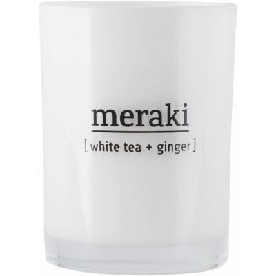 Meraki - Duftkerze White Tea & Ginger