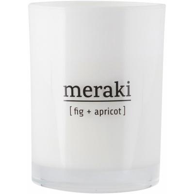 Meraki - Duftkerze Feige & Aprikose