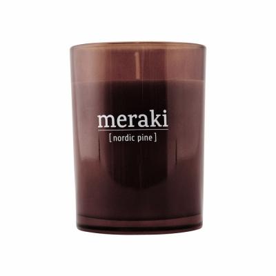 Meraki - Duftkerze Nordic Pine 35 Stunden Brenndauer