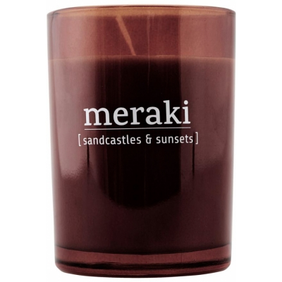 Meraki - Duftkerze Sandcastles & Sunsets