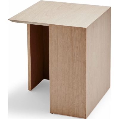 Skagerak - Building Table 35 x 35 cm | Oak Natural