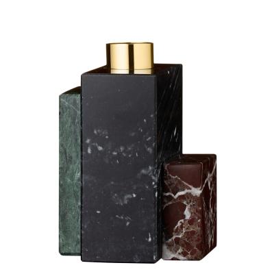 AYTM - Frustum Kerzenhalter Black / Forest / Bordeaux
