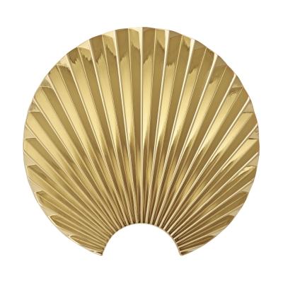 AYTM - Concha Wandhaken Gold / H11,5 cm