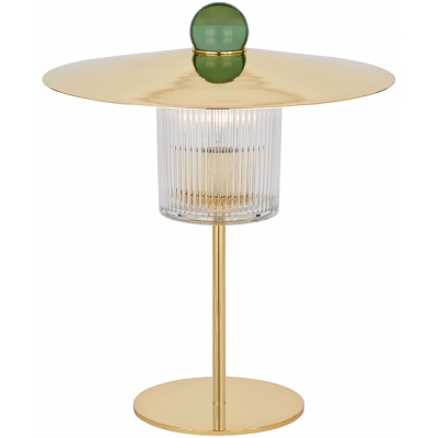 Design by Us - Ball on Top Table Lamp