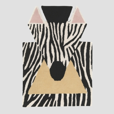 EO - Zebra Teppich