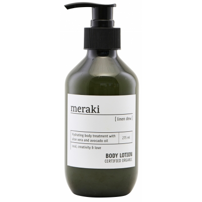 Meraki - Bodylotion Organic Linen Dew