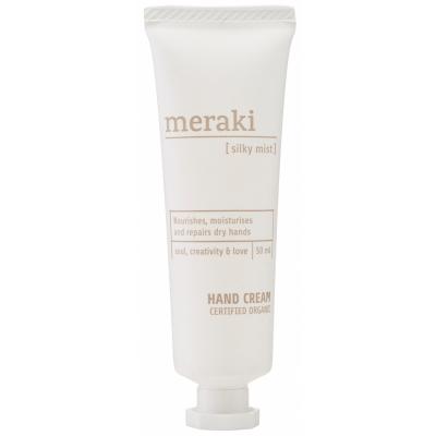Crème pour les mains organique Silky Mist - Meraki