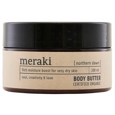 Meraki - Body Butter Organic Northern Dawn