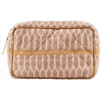 Meraki - Makeup bag (Mustard, Terracotta, Sand)