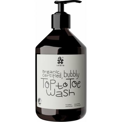 Sebra - Top to Toe Wash