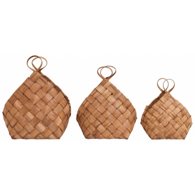 House Doctor - Conical Baskets