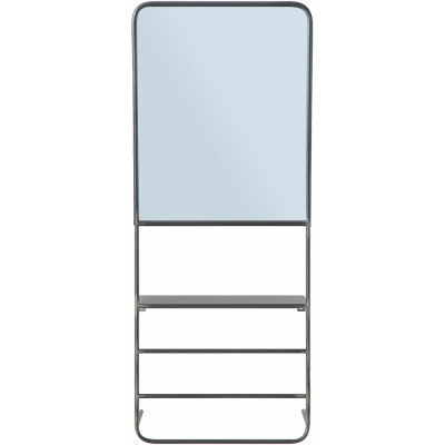 Bloomingville - Spiegel 104 schwarz