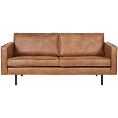 BePureHome - Rodeo Sofa 2,5-Sitzer Cognac