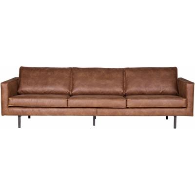BePureHome - Rodeo Sofa 3-Sitzer Cognac