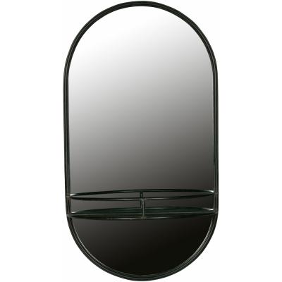 BePureHome - Make-up Metal mirror black