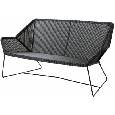 Cane-line - Breeze Loungesofa 2-sitzer